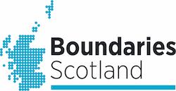 Boundaries Scotland logo